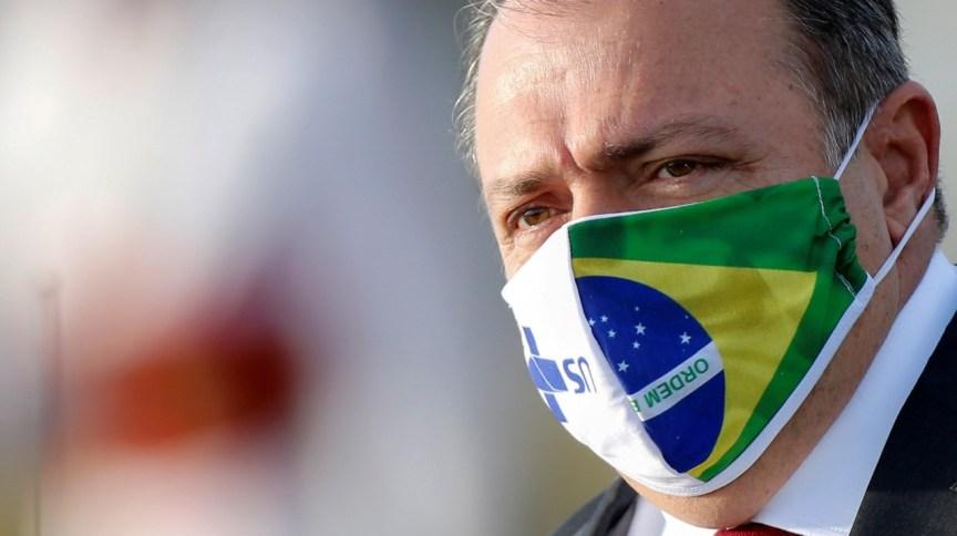 Ministro Eduardo Pazuello