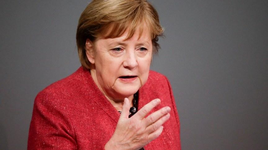 Angela Merkel, chanceler da Alemanha, prometeu vacinar toda a população do país até setembro