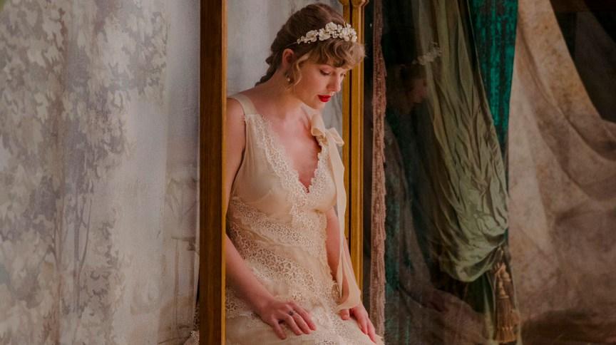 Imagem do clipe de 'Willow', divulgada pela cantora