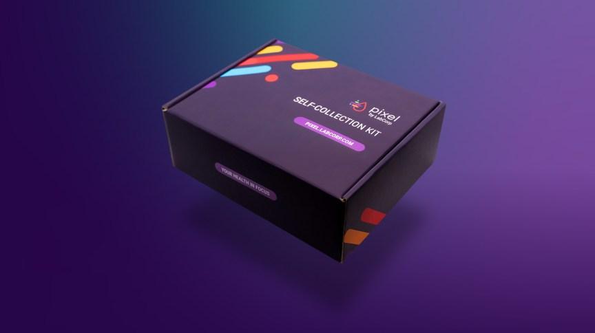 Kit vendido pelo laboratório LabCorp recebeu o nome de Pixel Covid-19