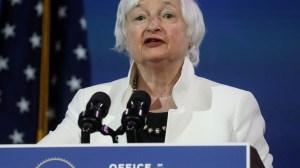 Com Delta avançando, Tesouro dos EUA pede que Congresso eleve teto da dívida