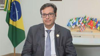 Alçado ao cargo após conflito entre ministros, Gilson Machado também afirma não ser interino e garante que cargo não será 'moeda de troca' com o Congresso