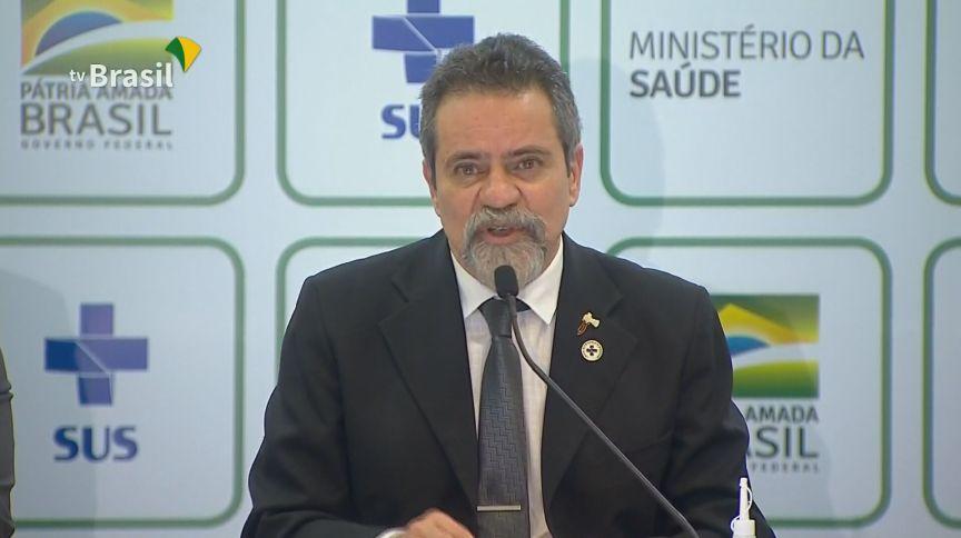 Elcio Franco fez duras críticas ao governador de São Paulo, João Doria
