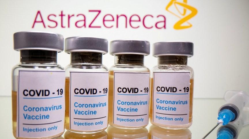 Vacina da AstraZeneca e da Universidade de Oxford contra o novo coronavírus