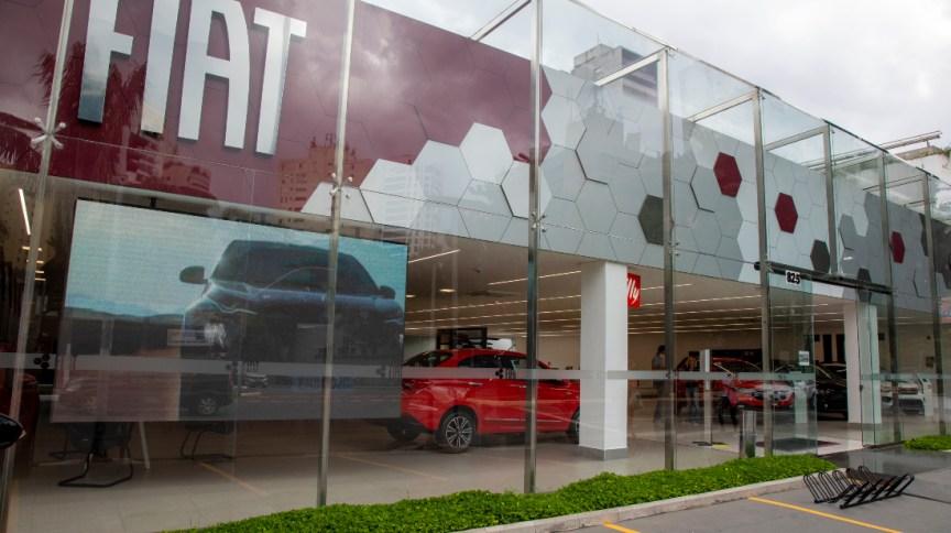 Concessionária da Fiat