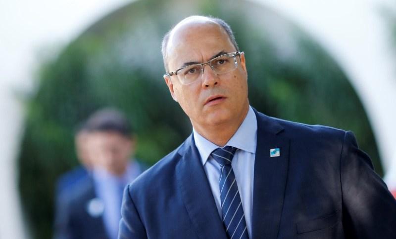 Governador do Rio de Janeiro, Wilson Witzel, disse que manterá isolamento no estado para segurar curva de contaminação do coronavírus