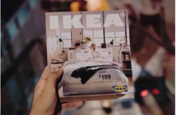 Varejista sueca citou mudança para compras online para determinar o fim da publicação