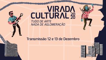 Evento terá mais de 400 atrações entre sábado (12) e domingo (13), distribuídas por todas as regiões da capital