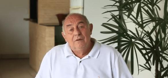 Carlos Boechat: vereador eleito morreu aos 70 anos
