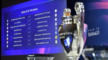 Uefa definiu confrontos do próxima fase da competição nesta segunda-feira; Bayern de Munique, atual campeão da Champions, enfrenta a Lazio, da Itália