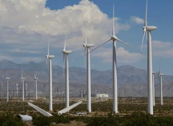 O início das instalações das turbinas, que serão entregues em um modo de operação específico de 5,7 MW, está previsto para o verão de 2022