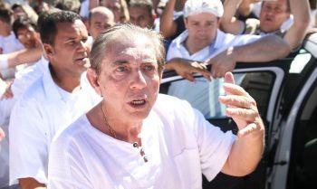 João tem 78 anos e está preso desde 2018. Em dezembro de 2019, foi condenado a 19 anos de prisão