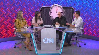 CNN Tonight discute a luta contra a balança com o preparador físico Márcio Atalla