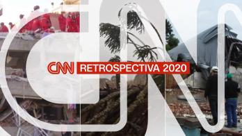 Furacões, ciclones, onda de calor e tempestades em diferentes países e até um terremoto no interior da Bahia marcaram o ano