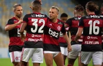Rubro-negro não se deu bem contra o São Paulo no Morumbi, mas se beneficiou de empate do colorado no Beira-Rio