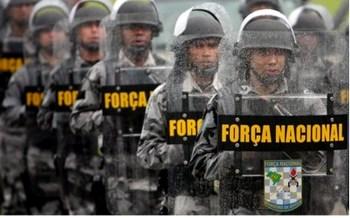 Após a onda de violência, governo do Amazonas solicitou o envio das tropas ao Ministério da Justiça e da Segurança Pública
