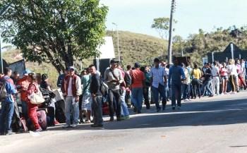 Em 2020, os migrantes internacionais representavam 2,6% da população total da América do Sul, um aumento de quase 1% do registrado em 2015