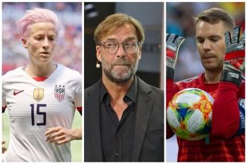 Até mesmo alguns vencedores de prêmios questionaram suas vitórias. Jürgen Klopp, do Liverpool, que venceu o prêmio de melhor técnico, disse não ser o melhor