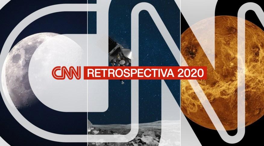 Relembre as principais descobertas feitas sobre o espaço em 2020
