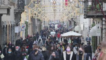 Governo italiano decretou lockdown entre as semanas do Natal e do Ano Novo