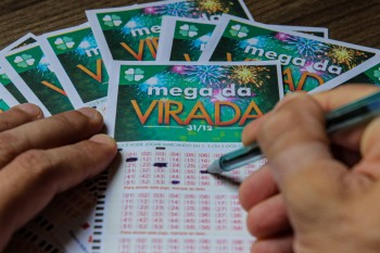 Um apostador de São Paulo que jogou pela internet ganhou a Mega da Virada de 2020 e tem até esta quarta-feira (31) para receber o prêmio