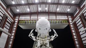 Um alarme disparou no voo da SpaceX com civis, e o problema era o banheiro