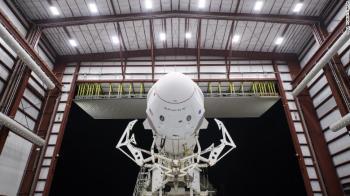 Responsáveis pela missão espacial confirmaram que ocorreram problemas no sistema de gerenciamento de resíduos da SpaceX Crew Dragon
