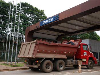 As operações da Samarco reiniciaram com capacidade de produção de 7-8 milhões de toneladas ao ano