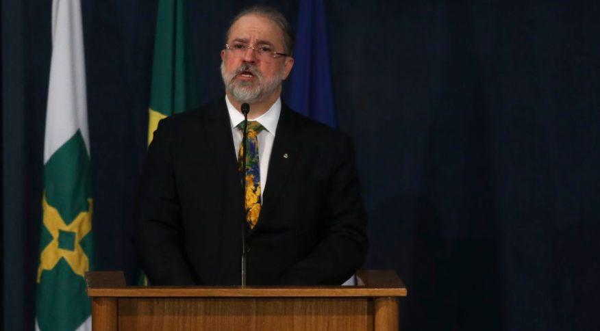 O procurador-geral da República Augusto Aras