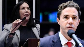 Rose de Freitas, do Podemos, e Veneziano Vital do Rêgo, do PSB, estão em negociação com o partido