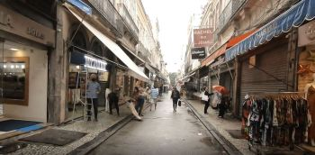 Em São Paulo, a redução nas vendas foi menos significativa do que a média do País
