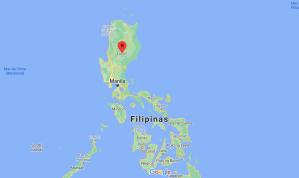 Terremoto de magnitude 5,7 atinge o Sul de Manila, capital das Filipinas