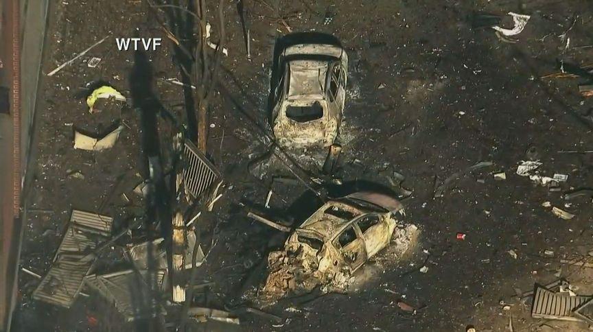 Polícia diz que explosão em Nashvile, nos EUA, foi intencional
