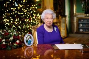 Monarca falou repetidamente de esperança para o futuro, embora tenha reconhecido que milhões de britânicos estão impedidos de terem suas celebrações familiares