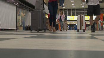 De acordo com a Associação Brasileira de Empresas Aéreas (Abear), o número de voos domésticos deve chegar a 1.620 em dezembro