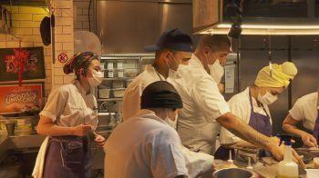 Os pratos são desenvolvidos para entrar em cardápios de restaurantes do Rio e de São Paulo