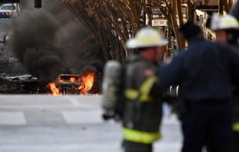 Anthony Quinn Warner foi identificado como o responsável pela explosão que deixou ao menos três pessoas feridas