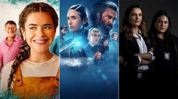 Ano-Novo chega com uma sequência de estreias nos principais serviços de streaming