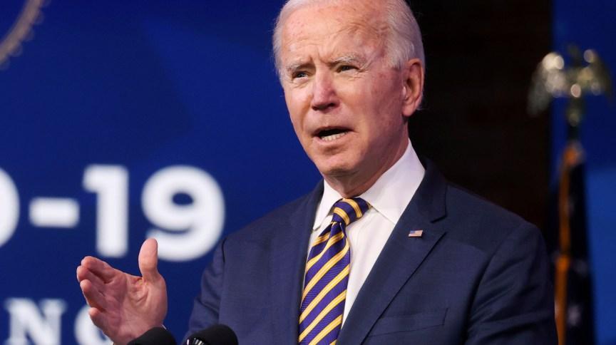 Joe Biden toma posse nesta quarta-feira (20) nos Estados Unidos