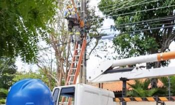 A Equatorial Piauí, responsável pela distribuição de energia no estado, informou que 'está atuando com estrutura reforçada' para resolver o problema