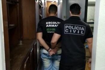 De acordo com as investigações, suspeito conseguiu arrecadar R$ 3 mil com o golpe