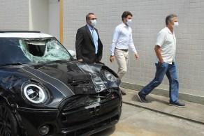 MP-RJ recebe nesta sexta (29) inquérito concluído sobre mortes provocadas por ex-jogador do Botafogo
