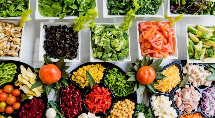 Comer de forma saudável é essencial para o bem estar