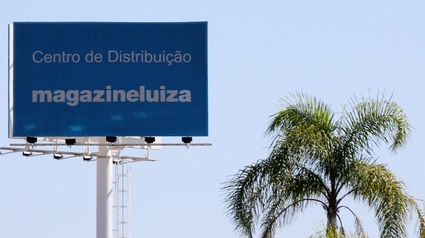 Centro de distribuição do Magazine Luiza