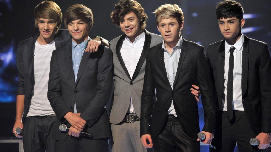 O grupo One Direction, que se separou em 2015: ex-integrantes continuam ativos na cena musical