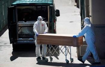 País já registrou quase 16 mil mortes pela COVID-19
