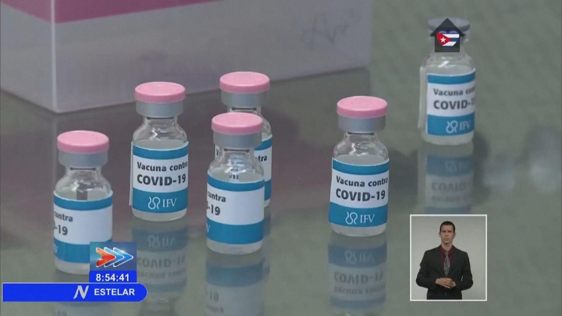 Fase 3 de testes da vacina cubana contra Covid será feita no Irã