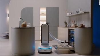 O Bot Handy é útil em casa, não apenas para pegar algumas tarefas inacabadas, mas para lembrá-lo das próximas reuniões e de esticar as pernas