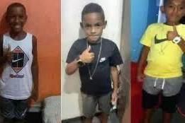 Nome dos meninos desaparecidos no Rio de Janeiro não constava no Cadastro Nacional