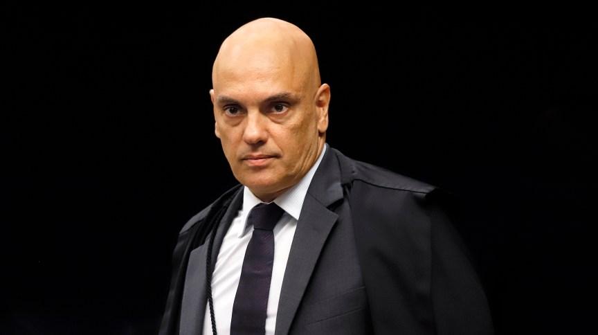 O ministro do STF Alexandre de Moraes (18.fev.2020)